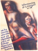 affiche, 1937, Lobo ?, Prostitution, une existence humaine
