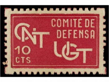 Timbre, comité de défense local CNT UGT